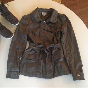 Converse One Star Wax Cloth Utility Jacket - EUC